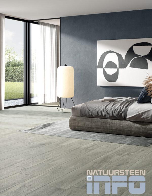 Keramiek Houlook Pinot Grigio 1490x230x10mm tegels Natuursteeninfoshop